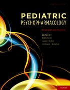 Cover for Pediatric Psychopharmacology
