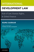 Cover for International Development Law