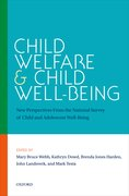Cover for Child Welfare and Child Well-Being