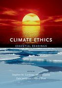 Cover for Climate Ethics