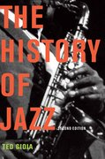 Cover for The History of Jazz