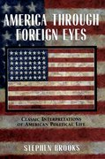 Cover for America through Foreign Eyes