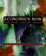 Cover for Economics Now
