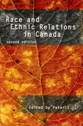 Cover for Race and Ethnic Relations in Canada