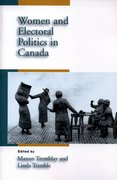 Cover for Women and Electoral Politics in Canada