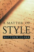 Cover for A Matter of Style