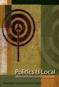 Cover for Politics Is Local