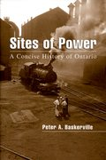 Cover for Sites of Power