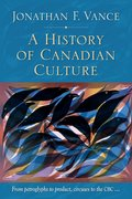 Cover for A History of Canadian Culture