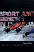 Cover for Sport and Gender in Canada