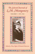 Cover for The Selected Journals of L.M. Montgomery, Volume V: 1935-1942