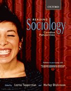 Cover for Sociology in Canada