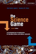 Cover for The Science Game