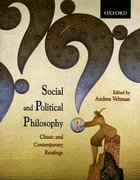 Cover for Social and Political Philosophy