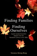 Cover for Finding Families, Finding Ourselves