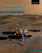 Cover for Electric Circuits
