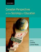 Cover for Canadian Perspectives on the Sociology of Education