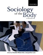 Cover for Sociology of the Body