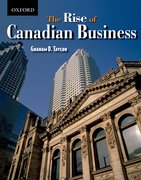 Cover for The Rise of Canadian Business