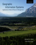 Cover for Geographic Information Systems