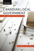 Cover for Canadian Local Government