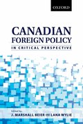 Cover for Canadian Foreign Policy in Critical Perspective