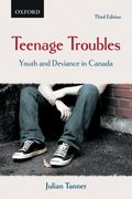 Cover for Teenage Troubles