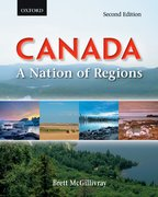 Cover for Canada A Nation of Regions
