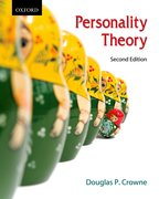 Cover for Personality Theory