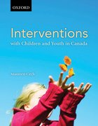 Cover for Interventions with Children and Youth