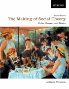 Cover for The Making of Social Theory