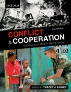 Cover for Conflict and Cooperation: Documents on modern Global History