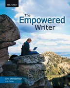 Cover for The Empowered Writer