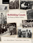 Cover for Rethinking Canada