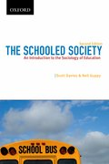 Cover for The Schooled Society