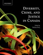 Cover for Diversity, Crime, and Justice in Canada