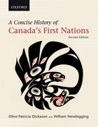 Cover for A Concise History of Canada