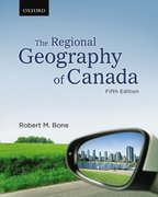 Cover for The Regional Geography of Canada