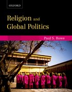 Cover for Religion and Global Politics