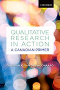 Cover for Qualitative Research in Action
