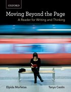 Cover for Moving Beyond the Page