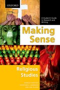 Cover for Making Sense in Religious Studies
