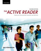 Cover for The Active Reader: Strategies for Academic Reading and Writing