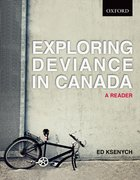 Cover for Exploring Deviance in Canada