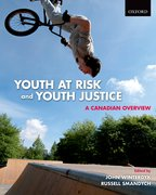 Cover for Youth at Risk and Youth Justice