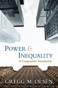 Cover for Power and Inequality