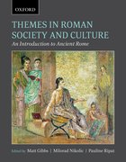 Cover for Themes in Roman Society and Culture