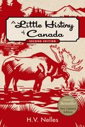 Cover for A Little history of Canada, Second Edition