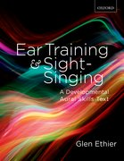 Cover for Ear Training and Sight Singing: A Developmental Aural Skills Text