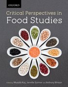 Cover for Critical Perspectives in Food Studies